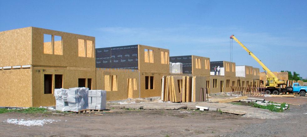 Сож строительство канадских домов